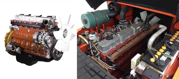 Động cơ Mitsubishi S6S