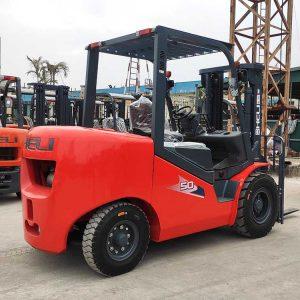 Xe nâng dầu 5 tấn H3 series