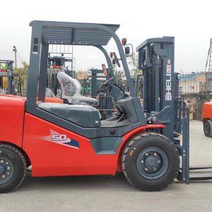 Xe nâng dầu 5 tấn Heli H3 series