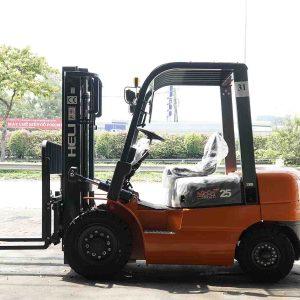 Xe nâng Heli 2.5 tấn H2000 series