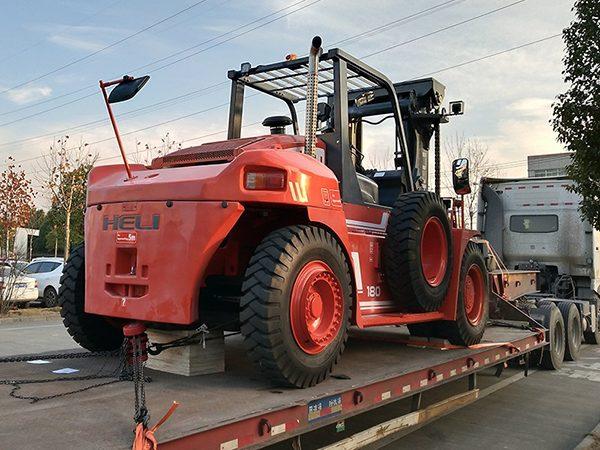 Xe nâng Heli 16 tấn