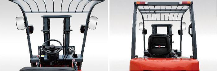 View Heli forklift electric h3 series