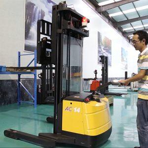 Xe nâng điện Heli CQDH14-850
