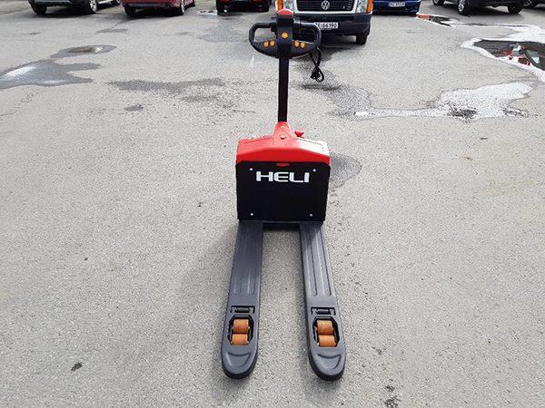 Xe nâng điện mini 1.5 tấn