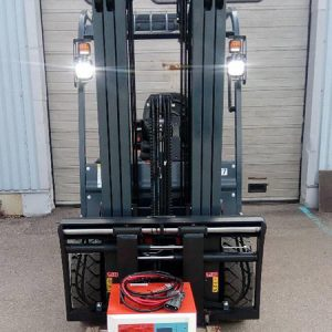 xe nâng Heli chạy điện 3.5 tấn