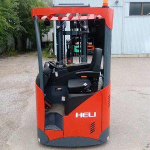 Xe nâng reach truck heli forklift