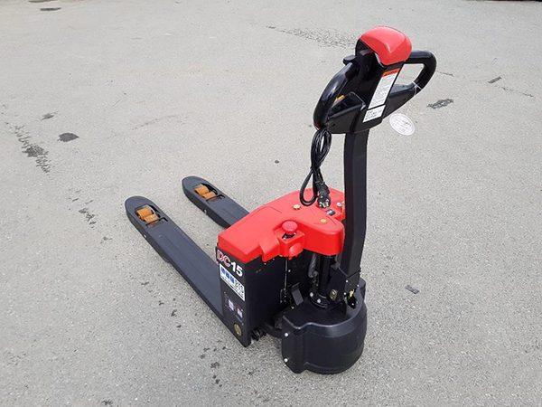 Xe nâng tay điện 1.5 tấn