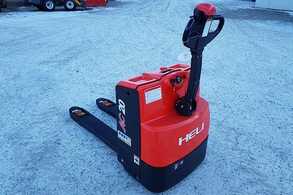 xe nâng tay điện Heli CBD20-180