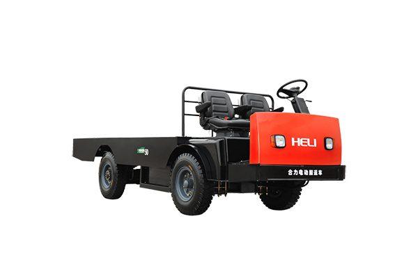 Xe tải chạy điện mini