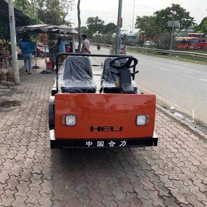xe tải điện Heli mini