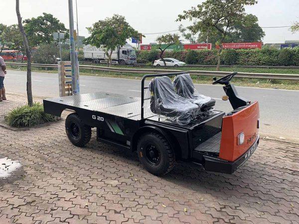 xe tải mini chạy điện