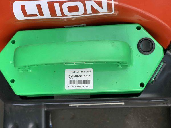 Ắc quy Lithium xe nâng hàng