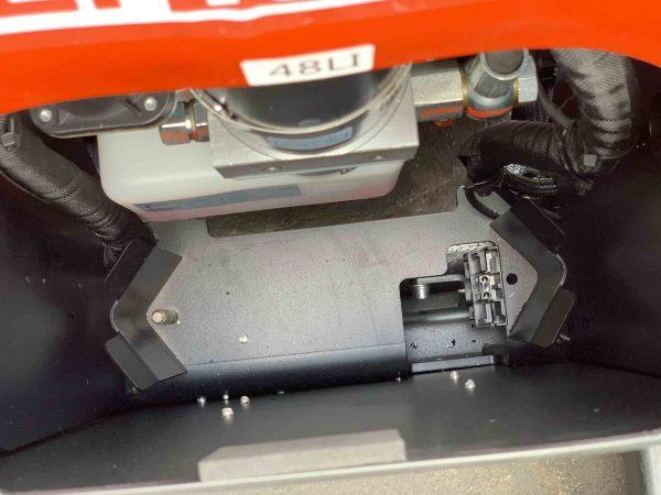 Ắc quy Lithium xe nâng hàng HELI