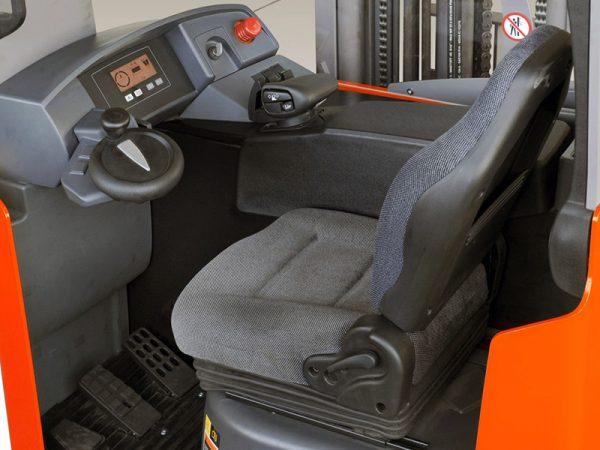 Ghế ngồi xe nâng Reach Truck