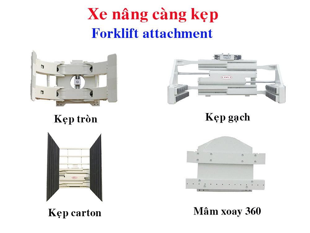 Heli Forklift Attachment