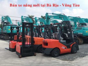 xe nâng tại Bà Rịa Vũng Tàu