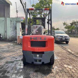 Xe nâng dầu Heli CPCD25-WS1H