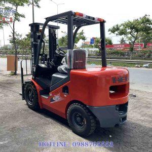 Xe nâng Diesel 3.5 tấn Heli