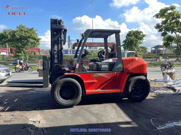 Heli Forklift CPCD85-W5G