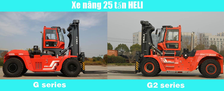 Heli Cpcd250 G Series Và G2 Series