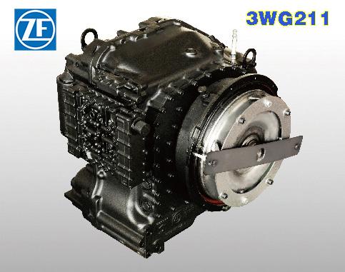 Hộp Số ZF 3WG211