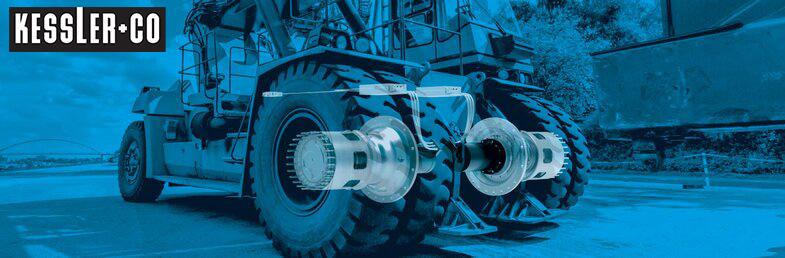 Kessler Axle Forklift