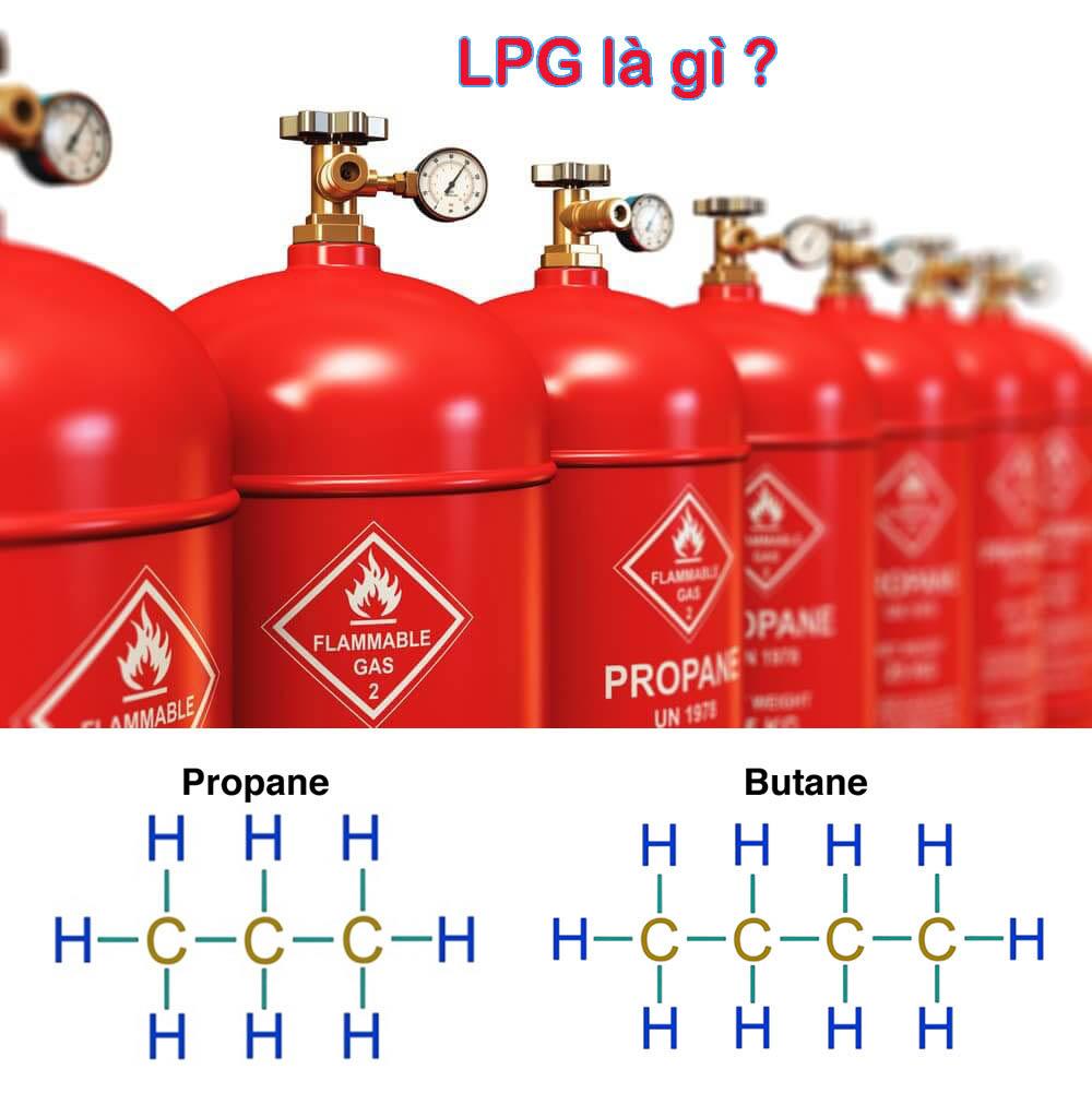Gas Dùng Cho Xe Nâng Lpg Là Gì