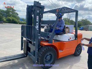 Xe Nâng ở Lộc Ninh Bình Phước